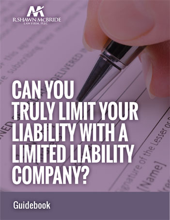 Can you Truly Limit Liability