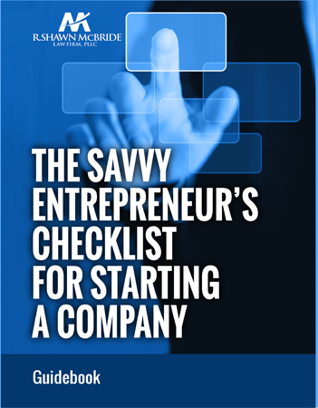 The Savvy Entrepreneur's Checklist for Starting a Company