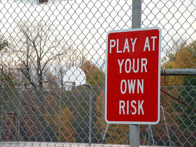 Wrong Ways to Take Risks